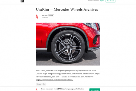 UsaRim - Mercedes Wheels Archives – USA Rims Infographic