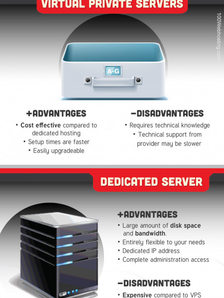 Web Hosting Infographic Infographic