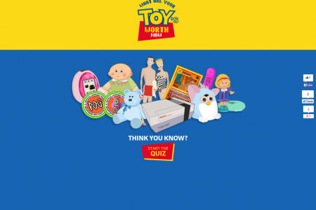What Are Your Childhood Toys Worth Now? Infographic