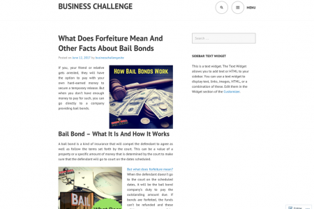 What Does Forfeiture Mean And Other Facts About Bail Bonds Infographic