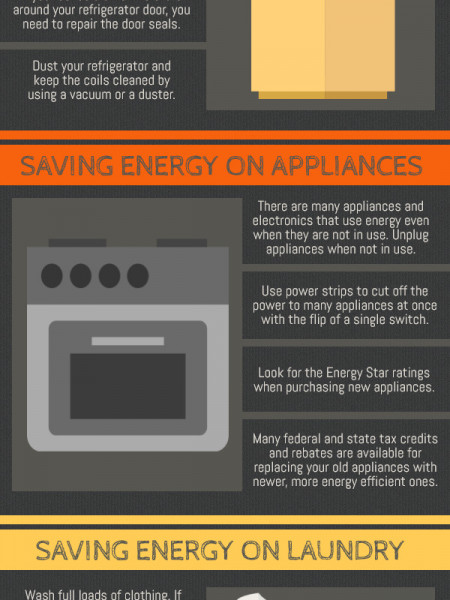 What Homeowners Can Do to Save Money on Energy Costs  Infographic