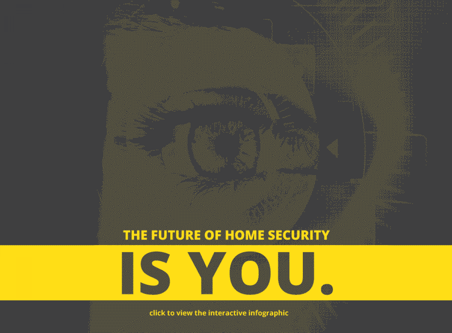 The Future of Home Security Is You Infographic