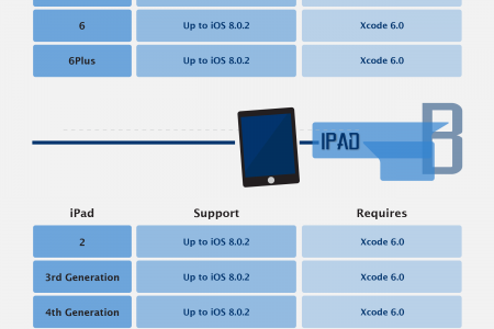 iOS Developers Guide Infographic