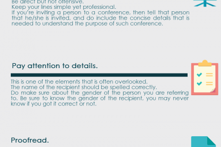 A Guide To Business English Writing Infographic
