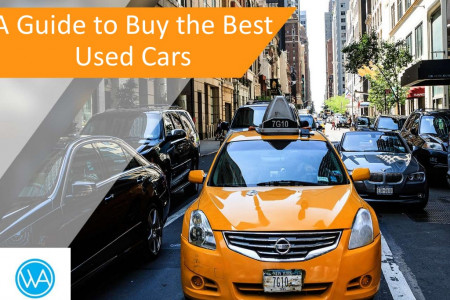 A Guide to Buy the Best Used Cars Infographic