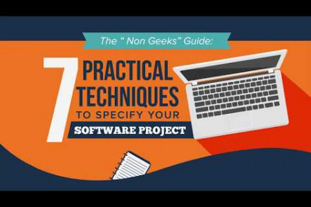 A Quick Guide to Software Project Specifications Infographic