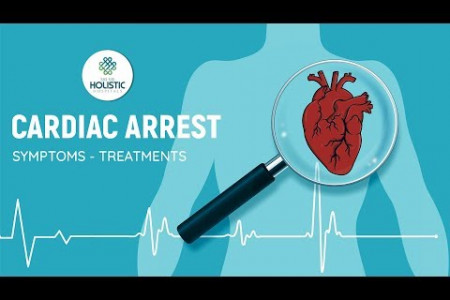 A Video On the Symptoms And Treatments Of Cardiac Arrest | Sri Sri Holistic Hospitals Infographic