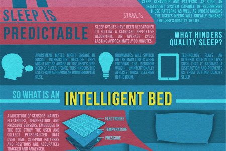 A Way To Sleep Smart Infographic