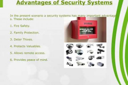 Abdulrahman Tobaige  - Various Types of Security Systems  Infographic