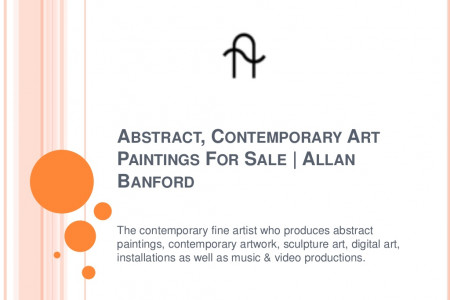 Abstract Painting & contemporary Art | Allan Banford Infographic