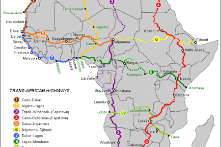 Accelerating African Infrastructure Infographic