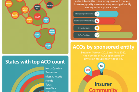 Accountable Care Organizations Infographic
