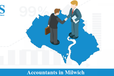Accountants in Milwich Infographic