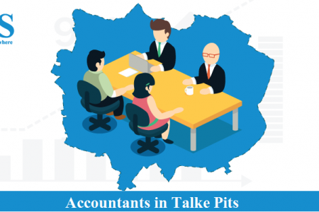 Accountants in Talke Pits Infographic