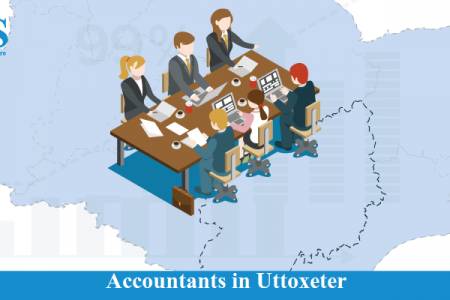 Accountants in Uttoxeter Infographic