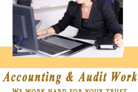 Accounting & Audit Work | Best Accountant in Gurgaon  Infographic