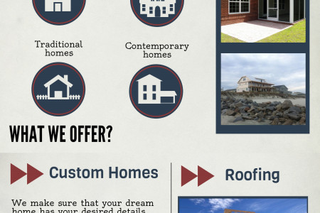 Accurate Building Company Infographic