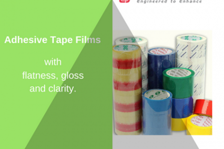 Adhesive Tape Films Infographic