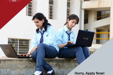 Admission Start in Top Engineering College in Jaipur  Infographic