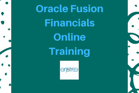 Advanced Training Provided for Oracle Fusion Financials Online Training  || Get in Touch Infographic