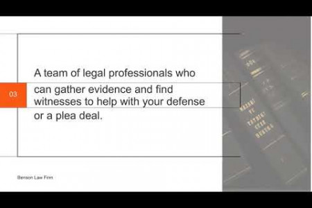 Advantages of Hiring Criminal Law Attorney Infographic