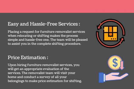 Advantages of Hiring Professional Furniture Removalist Services. Infographic
