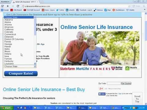 Affordable Life Insurance For Seniors Over 60 Quote Visually Best Life Insurance Quotes For Seniors Over 80