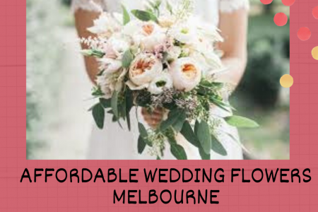 Affordable Wedding Flowers Melbourne Infographic