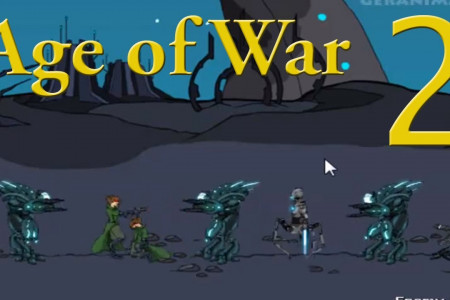 Age of war 2 - Unblocked Version Infographic