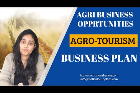 AGRO-TOURISM BUSINESS [Innovative and Potential business idea to start] Infographic