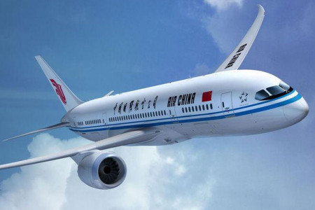 Air China Reservations Infographic