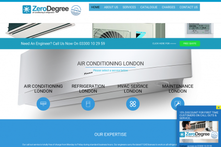 air con london Infographic