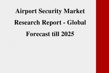 Airport Security Market Infographic