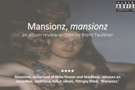 Album Review: Mansionz, mansionz Infographic