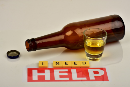 Alcoholism: Signs, Symptoms & Treatment Infographic