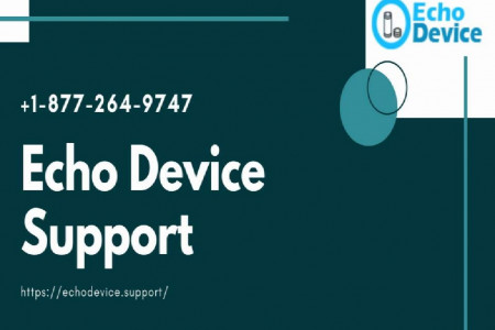 Alexa Device Offline Call +1 877-264-9747 | Echo Device Infographic