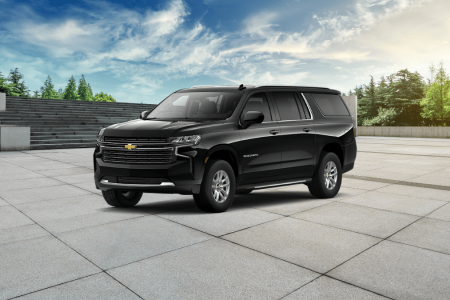 All 2021 Chevrolet Suburban Vehicles for Sale in Bay City Infographic