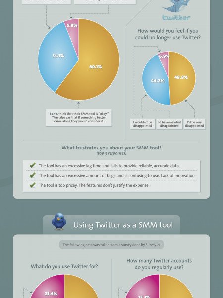 All About Social Media Monitoring Tools  Infographic