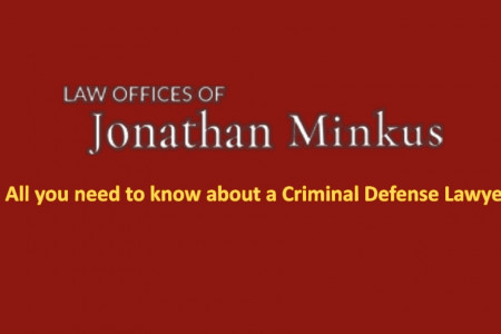 All you need to know about a Criminal Defense Lawyer Infographic