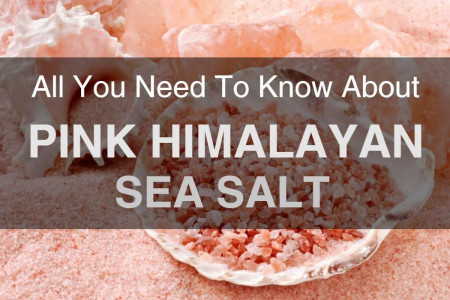 All you need to know about Pink Himalayan Sea Salt Infographic
