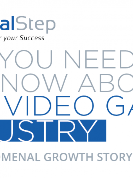 All You Need To Know About Video Game Industry Infographic