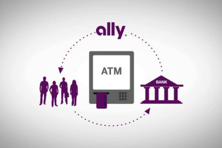 Ally Bank  Infographic