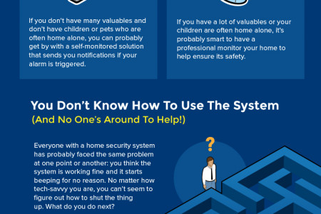 Am I Getting Enough From My Home Security? Infographic