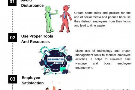 Amazing Hacks To Improve Productivity In The Workplace Infographic