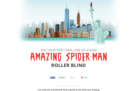 Amazing SPider-Man 2 Blind Infographic