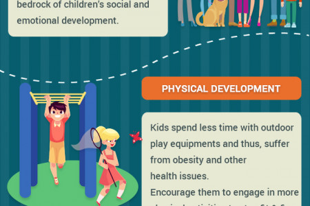 Amazing Things to Know About Your Child Playtime Infographic