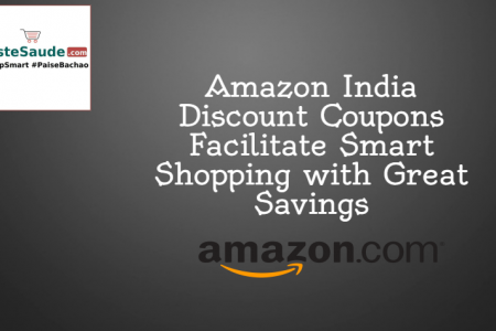 Amazon India Discount Coupons Facilitate Smart Shopping With Great Savings Infographic
