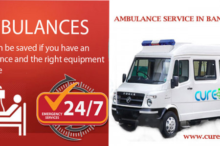 ambulance services in Bangalore Infographic