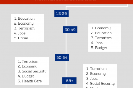 America's Public Policy Priorities Infographic