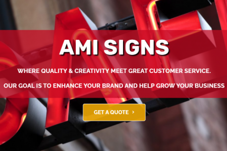 AMI Signs Infographic